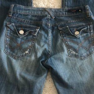 Denim - Vigoss Blue Jeans
